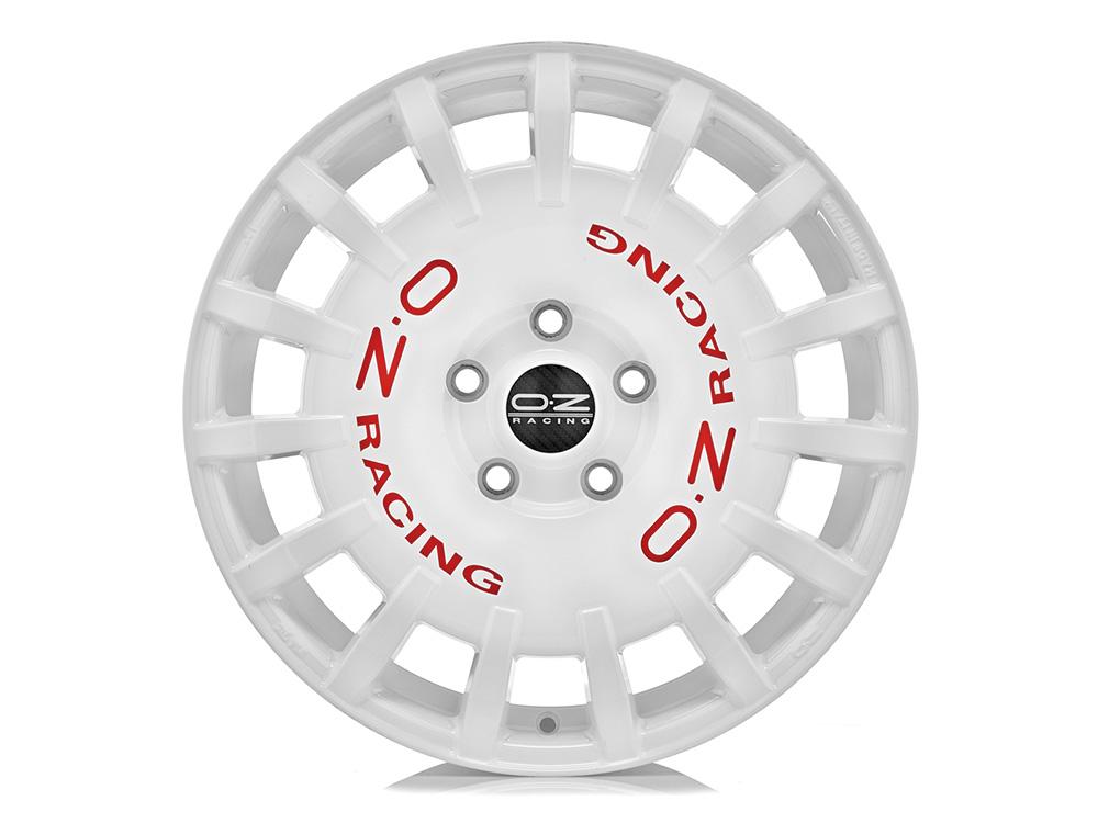 OZ Rally Racing W