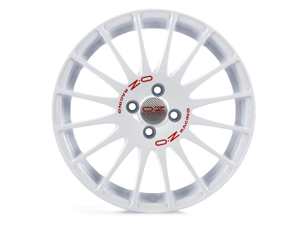 OZ Superturismo WRC