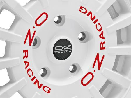 OZ Rally Racing VAN W
